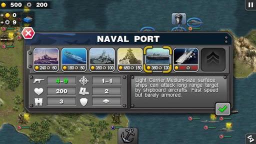Glory of Generals :Pacific HD 1.3.4 screenshots 2