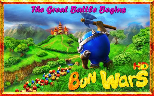 Bun Wars HD - Strategy Game