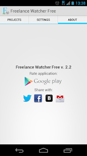Freelance Job Watcher Free - screenshot thumbnail