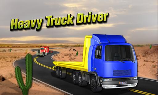 Heavy Truck Driver Simulator3D
