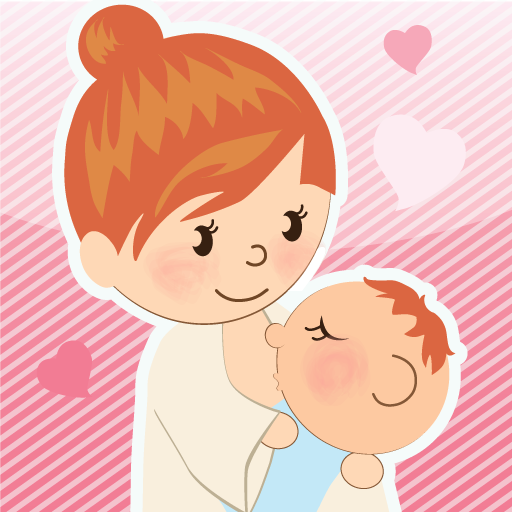 Baby Nursing / Breastfeeding LOGO-APP點子
