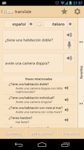 Learn Languages: Italian - screenshot thumbnail