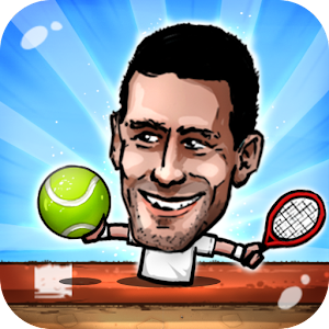 Puppet Tennis-Forehand topspin for PC and MAC