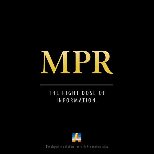 MPR 醫療 App LOGO-硬是要APP