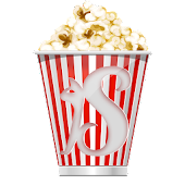 Movie popcorn GO Launcher