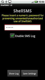ShellSMS - Send SMS with ADB - screenshot thumbnail