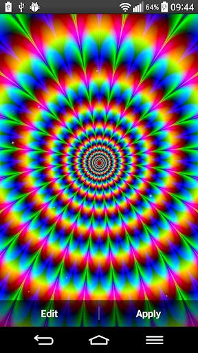 視錯覺動態壁紙