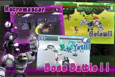 Mission Sword - screenshot