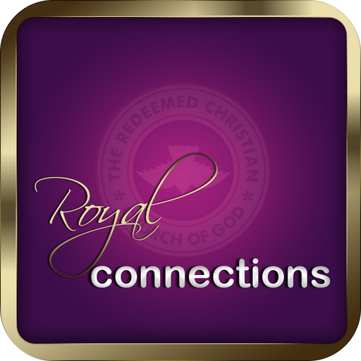 Royal Connections LOGO-APP點子