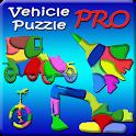 Vehicle Puzzle (Pro) icon