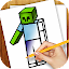 Free Download Learn to Draw Minecraft APK for Samsung