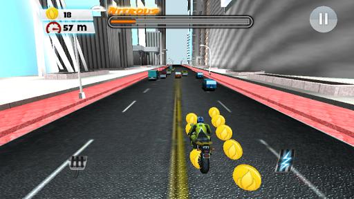 玩賽車遊戲App|ターボトラフィックレーサー:モーターバイク免費|APP試玩