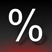 Percentage Free