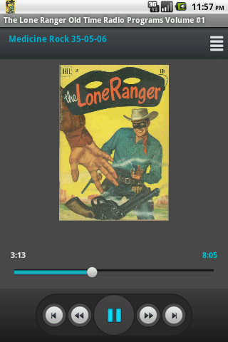 Lone Ranger The OTR Vol. 1