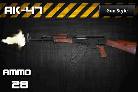 AK-47 Assault Rifle - screenshot thumbnail