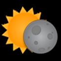 Weather forecast (M) icon