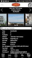 Screenshot of Balsley Losco Realty Search