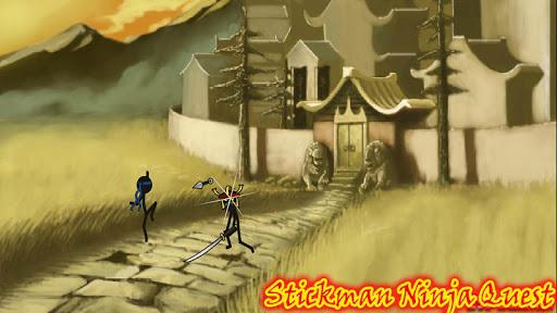 Stickman Click Deathan Ninja