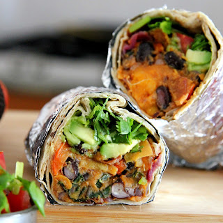 Red Kidney Bean Burrito Recipes.