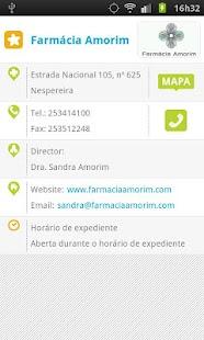 Farmácias de Serviço .net- screenshot thumbnail