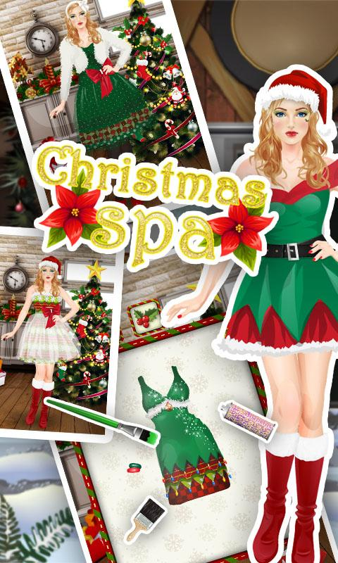 Holiday SPA,Dress Design- screenshot