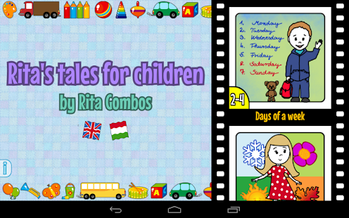 Rita's tales for children