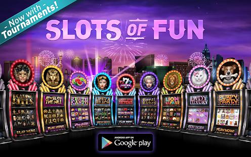 Slots of Fun Slot Machines