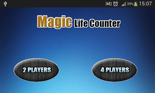 Magic Life Counter