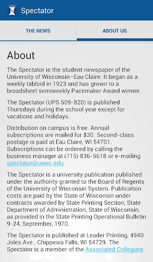 【免費新聞App】Spectator-APP點子