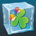 Ice Cube Go Launcher Ex Theme logo