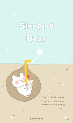 Sleeping Bear go locker theme