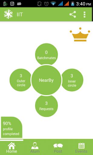 Alum circle beta