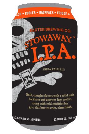 Logo of Baxter Stowaway IPA