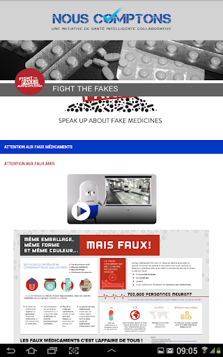 Smart Health French