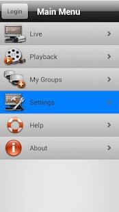 Unisight Mobile Client- screenshot thumbnail