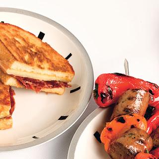 Spanish Ham and Cheese Monte Cristo Sandwiches