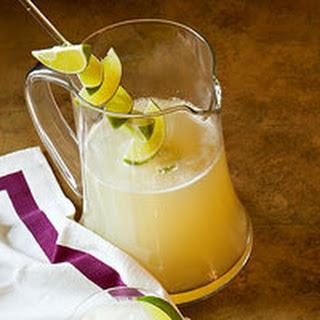Fizzy Ginger Limeade