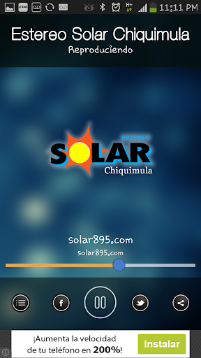 Estereo Solar Guatemala