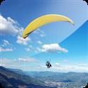3D Parachute icon
