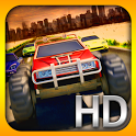 Crazy Monster Truck Smasher icon