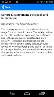 Leapfrog Hospital Safety Score- screenshot thumbnail