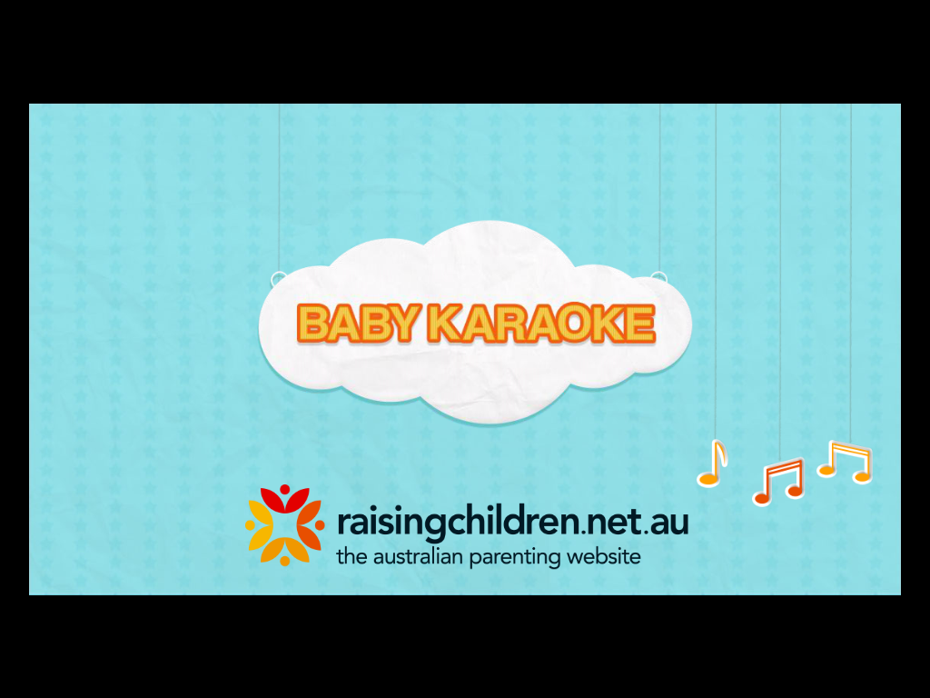 Baby Karaoke- screenshot