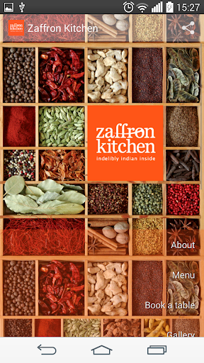 Zaffron Kitchen