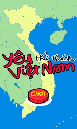 Thử Thách Yêu Việt Nam