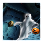 3D Halloween HD Live Wallpaper