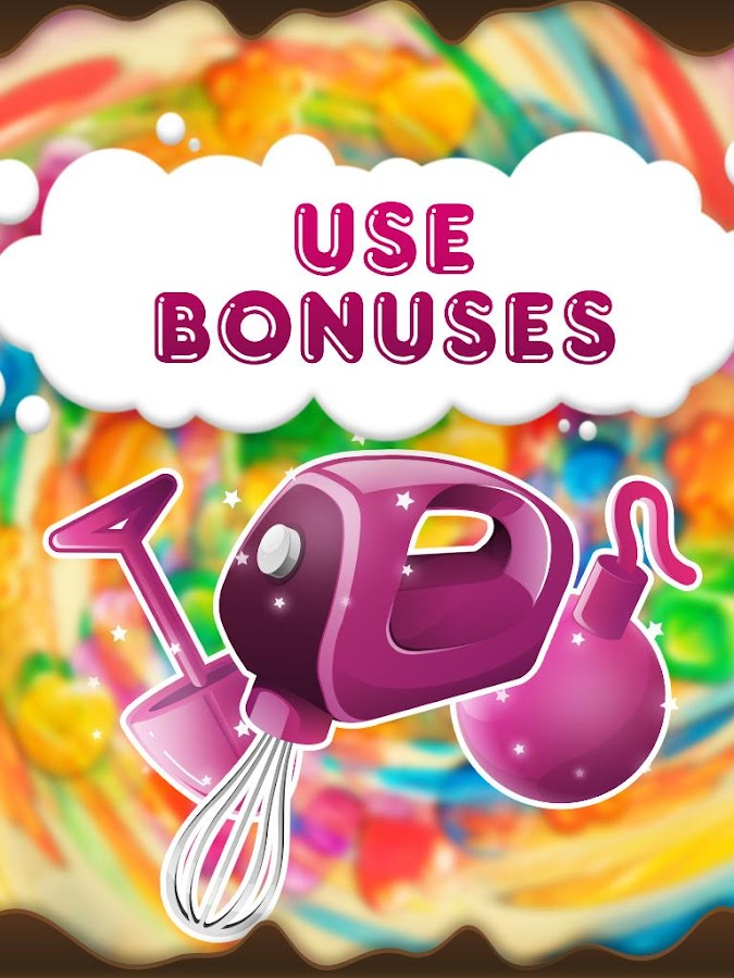 Candy Boom - screenshot