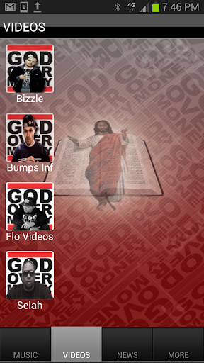God Over Money II