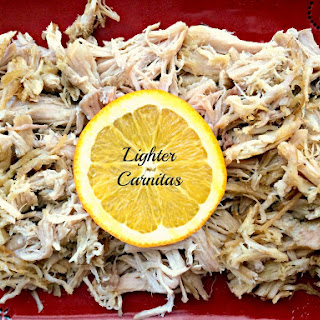 Lighter Carnitas.