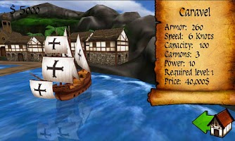 Screenshot of Age Of Wind 2
