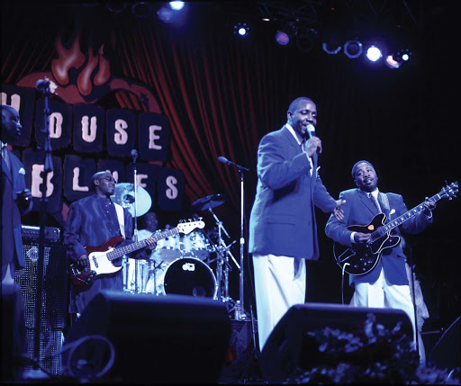 The House of Blues in Orlando, Florida.